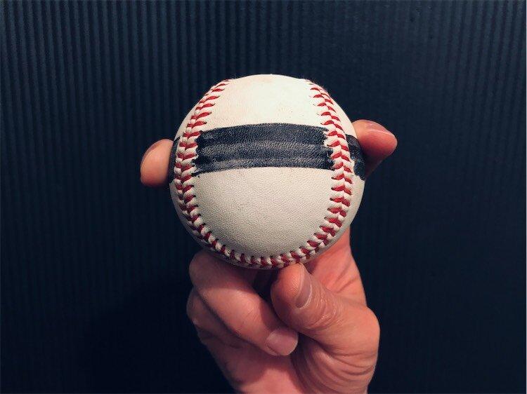 フォークボールの持ち方、必要な握力などを徹底解剖!